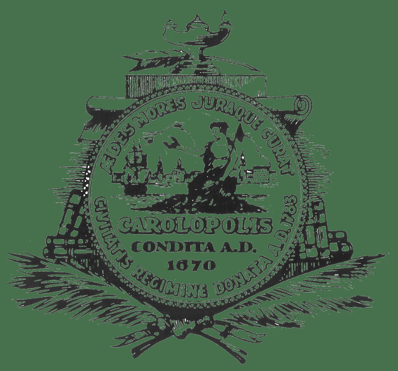 City of Charleston Seal