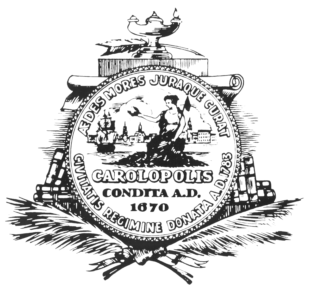 City of Charleston Seal